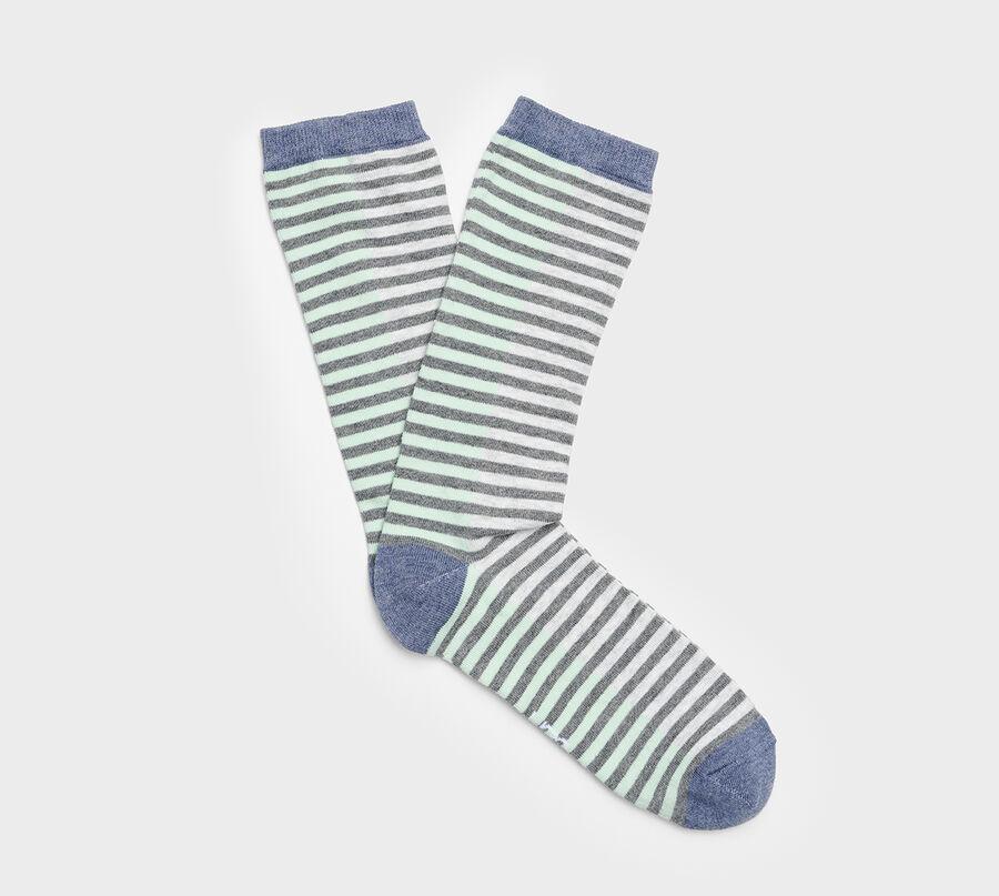 Codie Stripe Crew Sock - Image 4 of 4