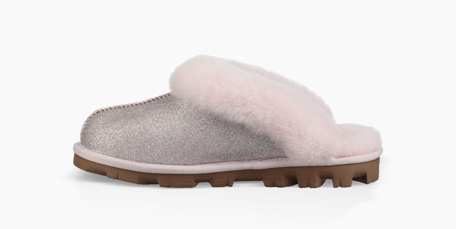 Coquette UGG Sparkle Slipper - Image 3 of 6