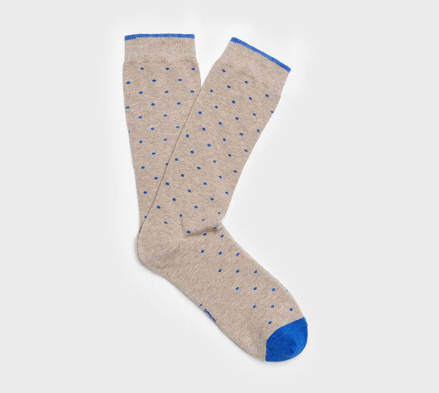 Mini Dot Crew Sock - Image 4 of 4