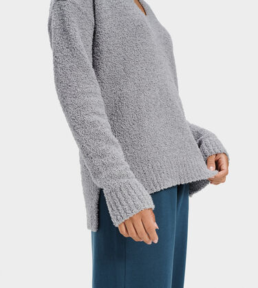 Cecilia V Neck Sweater Alternative View