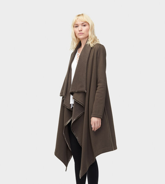 Janni Fleece Blanket Cardigan - Ugg (US) dd46b1823