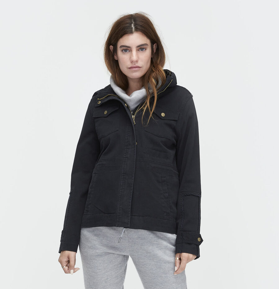 Convertible Field Parka - Image 1 of 5