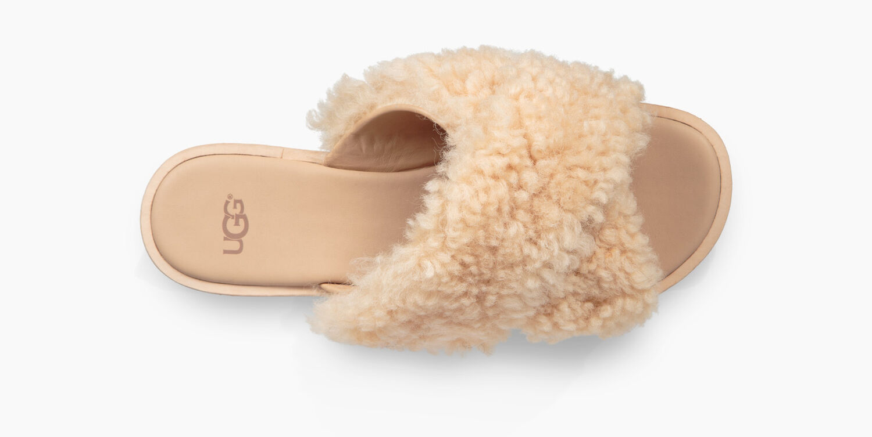 eee42f403 Joni Furry Slide Sandals| UGG® Official
