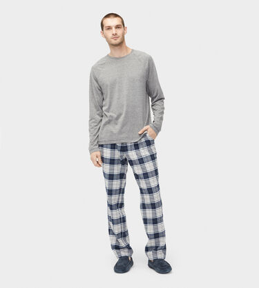 Steiner Flannel PJ Set