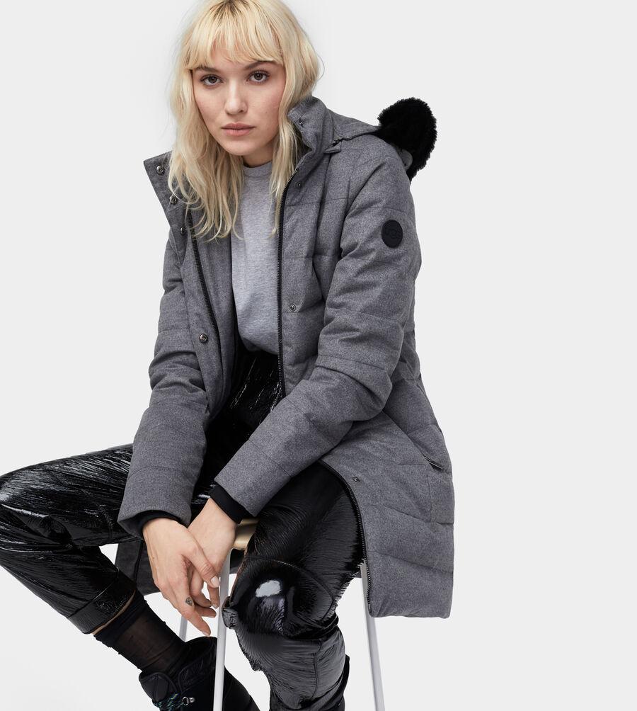 Celeste Wool Coat - Image 5 of 6