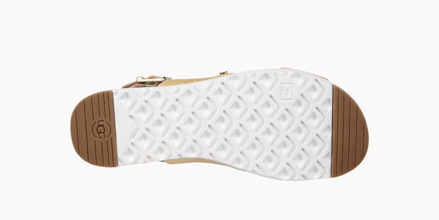 Kamile Metallic Sandal - Image 6 of 6