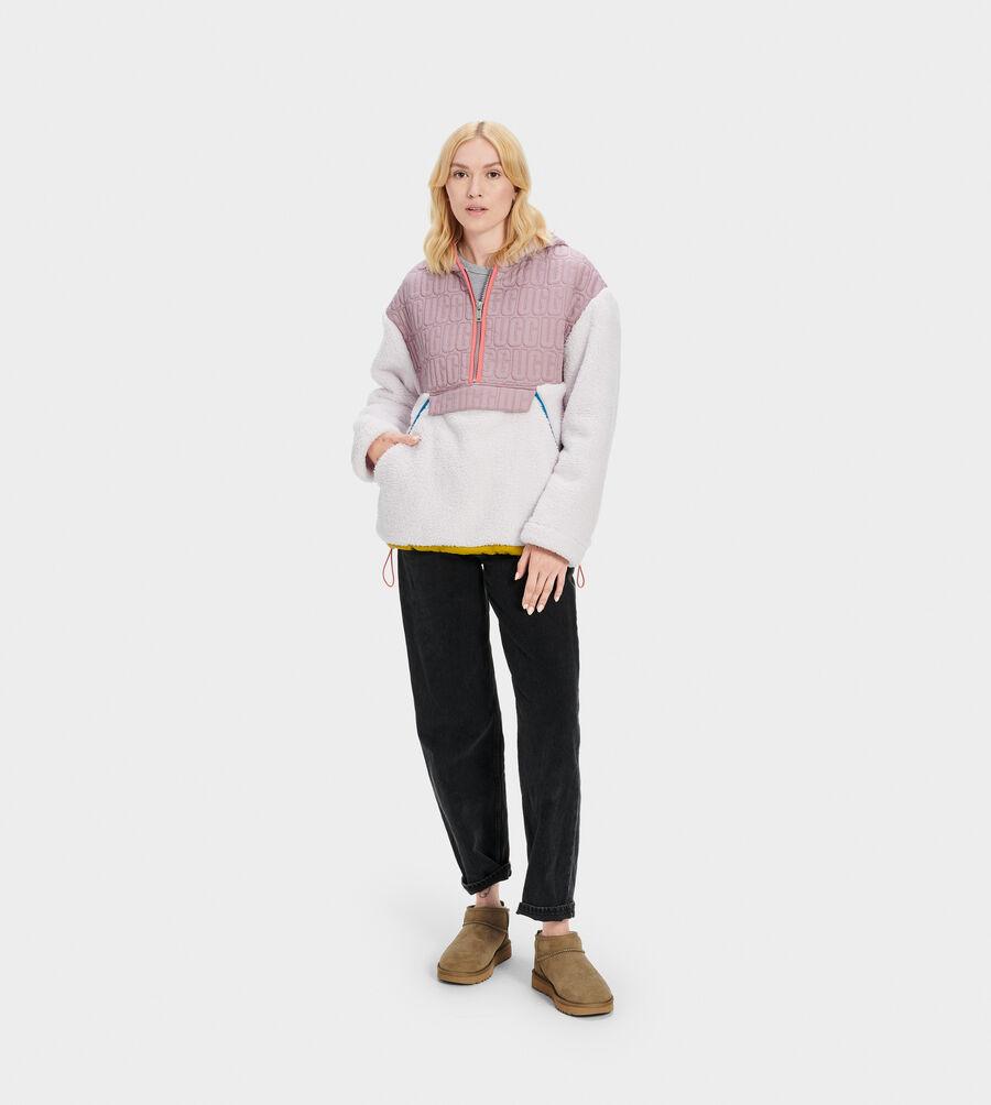 Iggy Sherpa Half Zip Pullover - Image 2 of 4