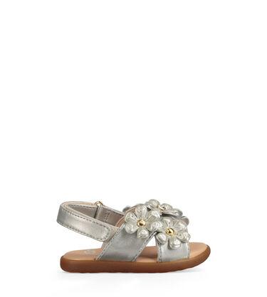 Allairey Shimmer Sandal