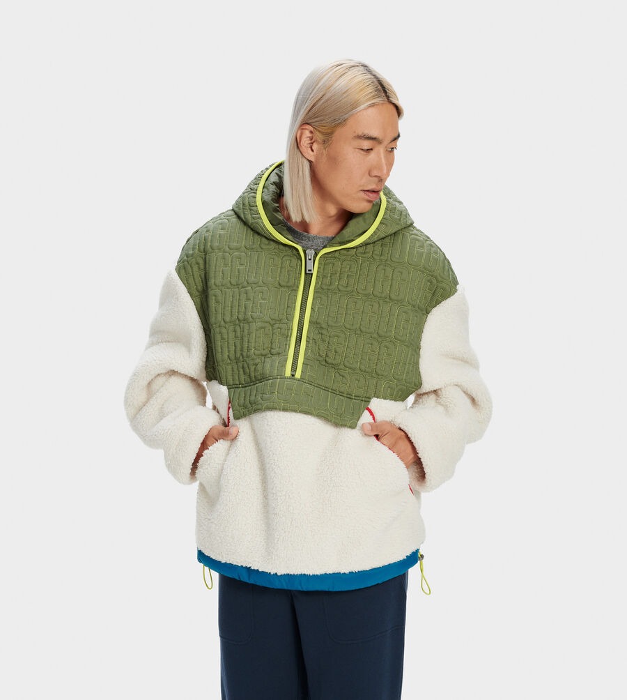 Iggy Sherpa Half Zip Pullover - Image 1 of 4
