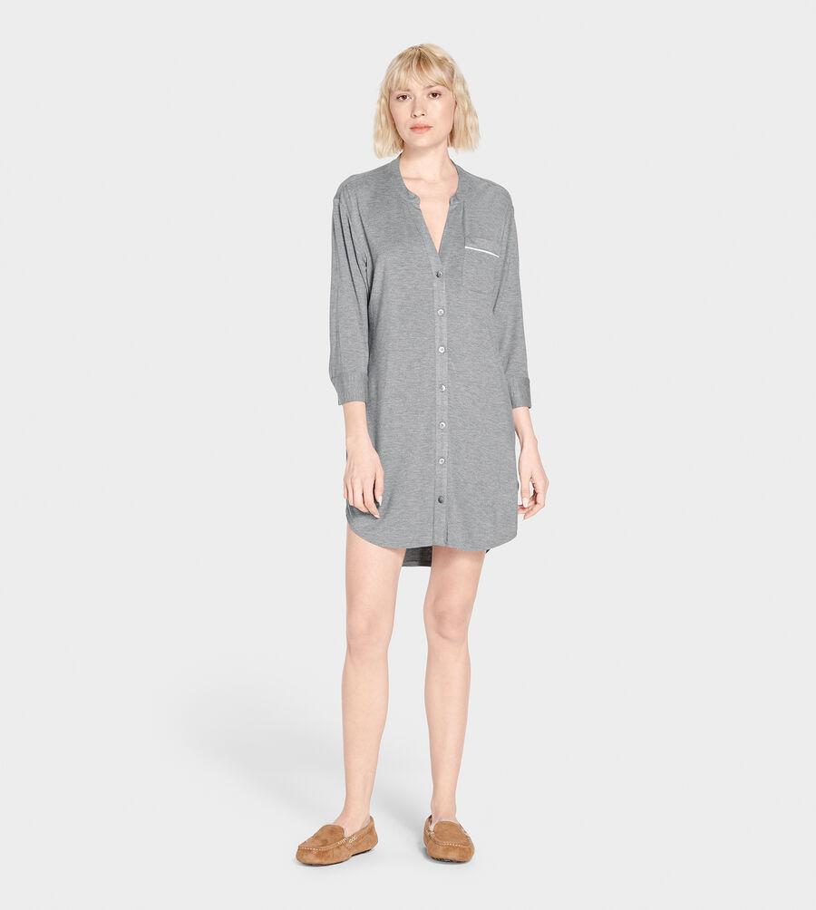 Vivian Knit Sleep Dress - Image 6 of 6