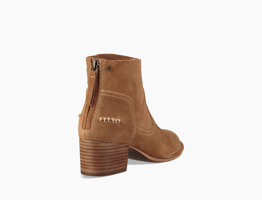 Bandara Ankle Boot Suede - Image 4 of 6