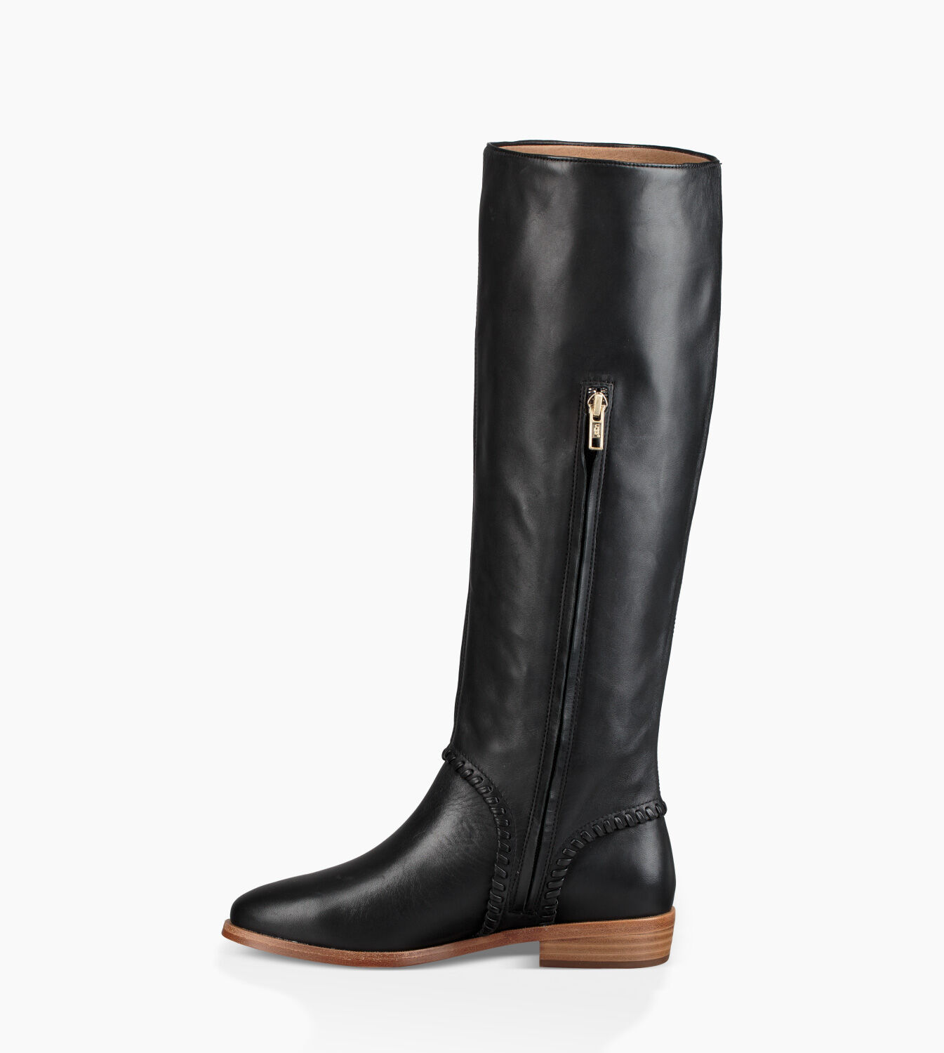 Outlet Good Selling UGG Gracen Whipstitch Flat Boots Outlet For Cheap For Cheap Price Cheap Sale Nicekicks Mst91saKF