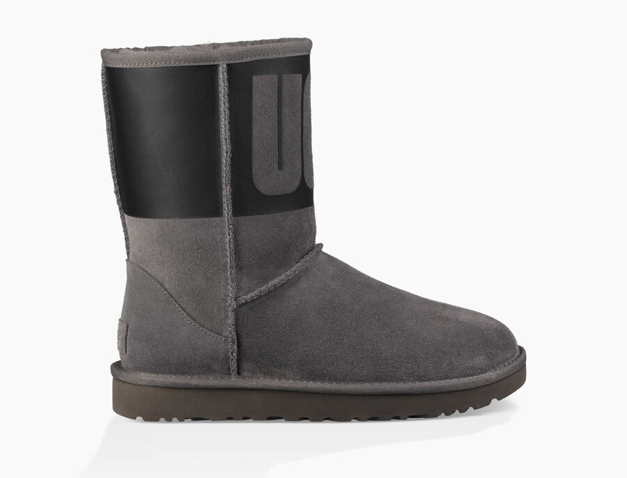 Classic Short UGG Rubber Boot - Image 2 of 6