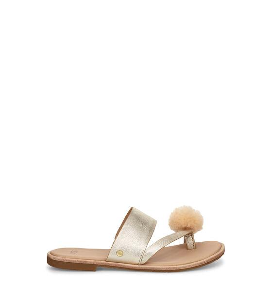 Hadlee Metallic Sandal