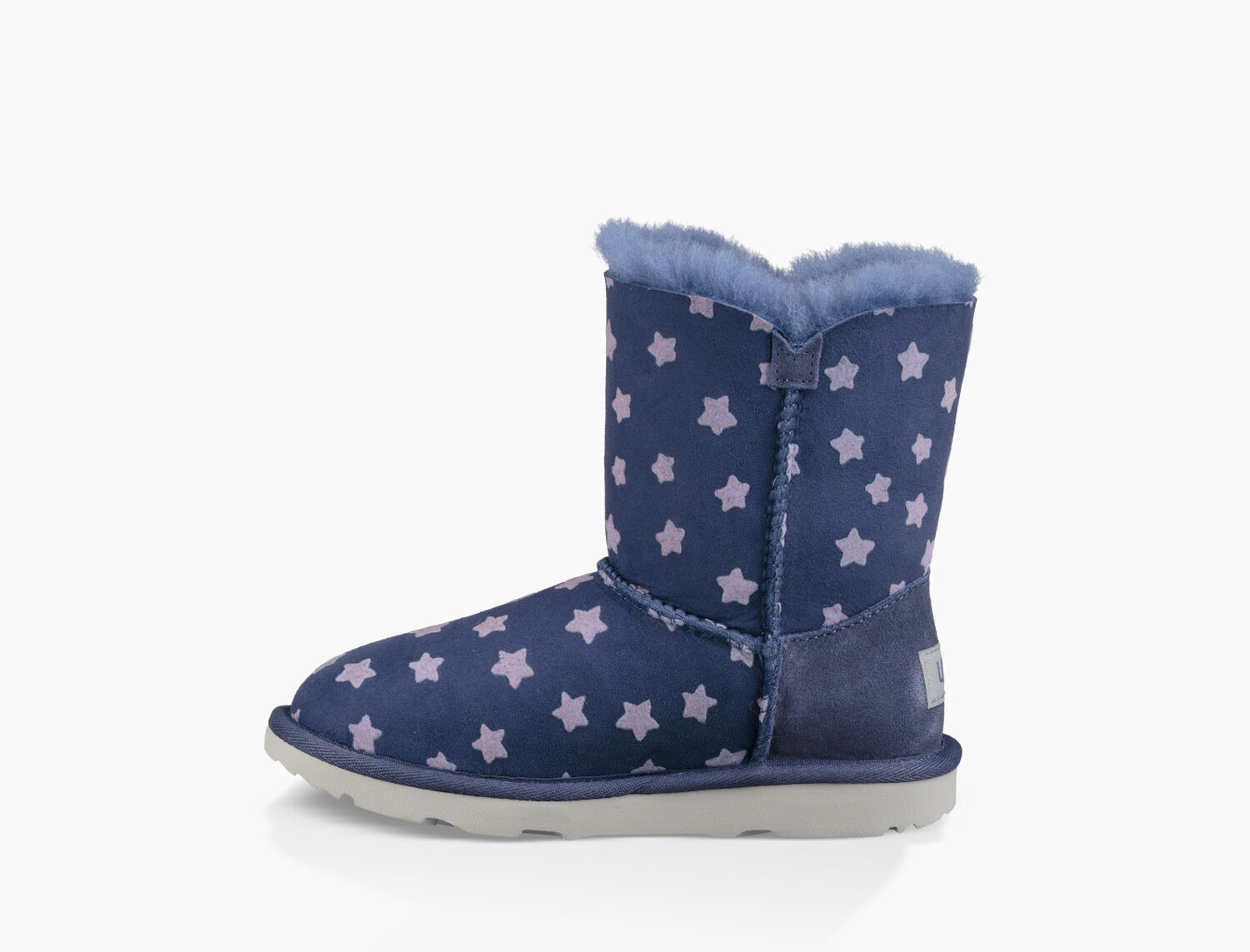 Kid S Bailey Button Ii Stars Boot Ugg 174 Official Ugg Com