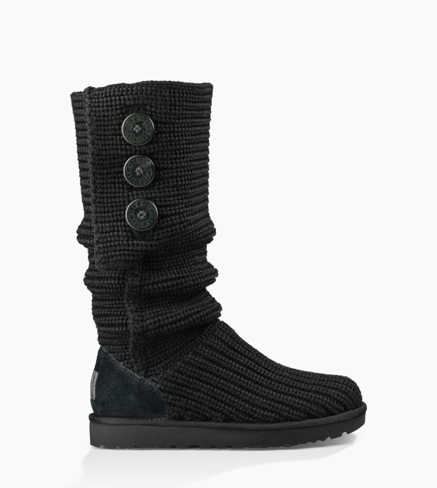 women 39 s classic cardy knit boot ugg official. Black Bedroom Furniture Sets. Home Design Ideas
