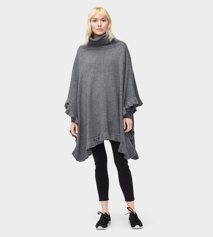 Jacey Poncho - Image 1 of 3