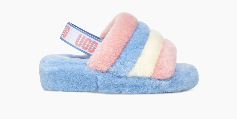 b72afc4aaac Women's Share this product Pride Fluff Yeah Slide
