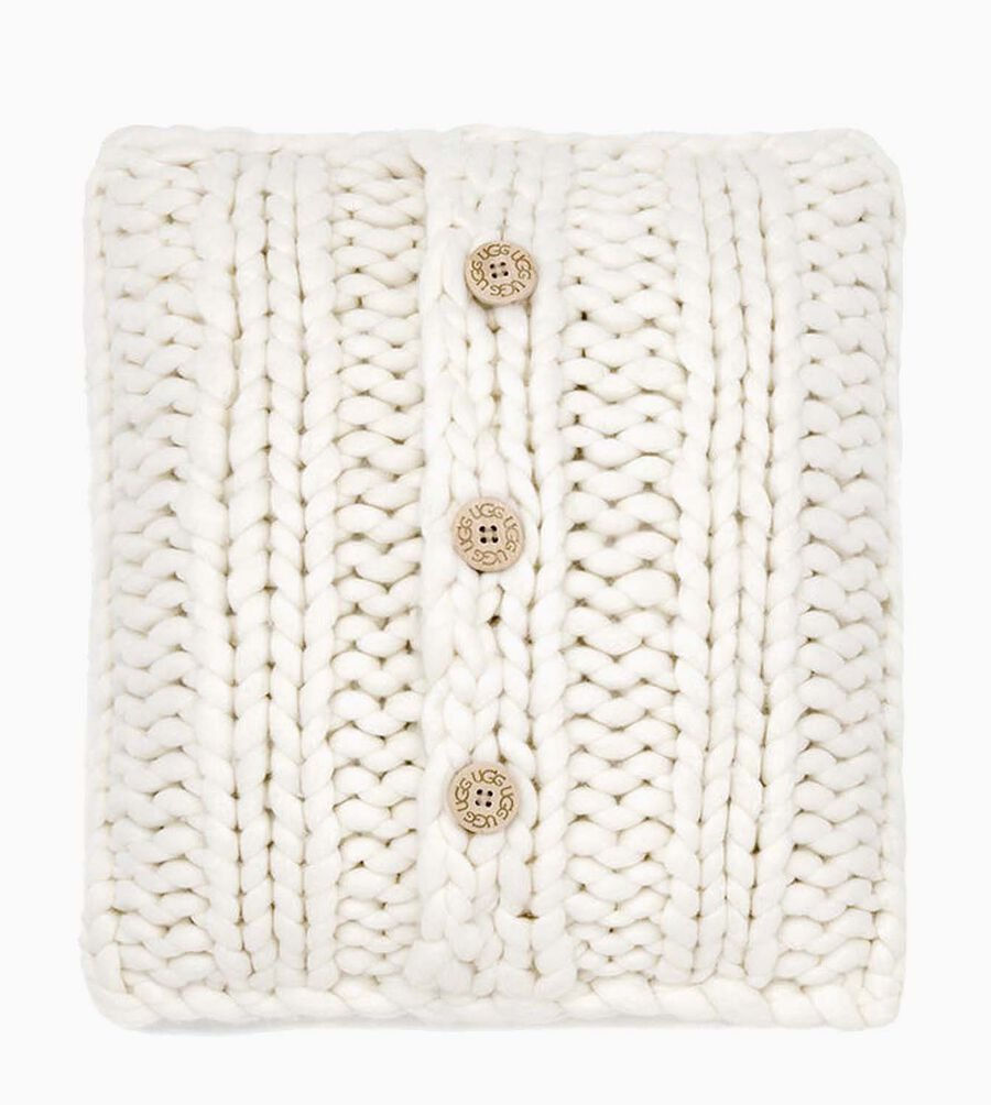 Oversized Knit Pillow - Image 2 of 2