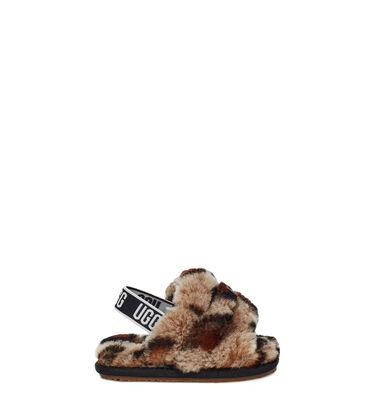 Fluff Yeah Slide Leopard