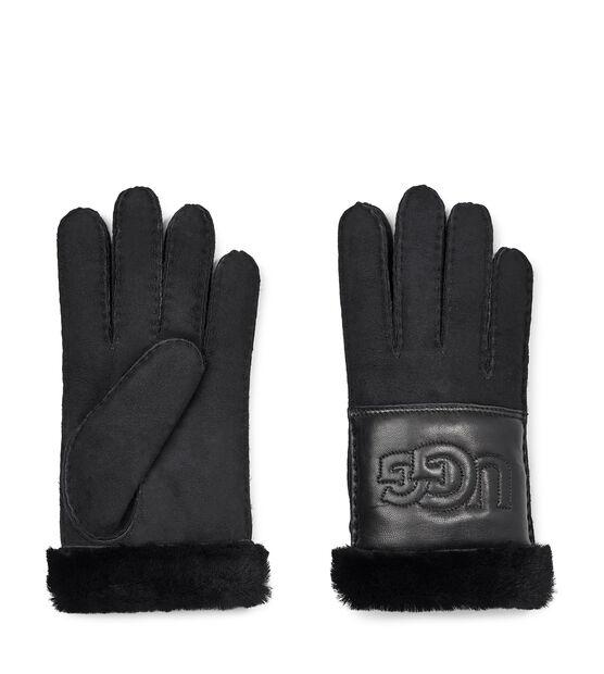 Sheepskin Logo Glove