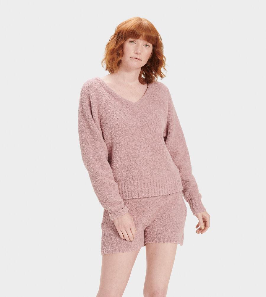 Paula V Neck Sweater - Image 2 of 5