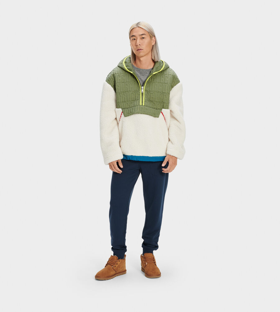 Iggy Sherpa Half Zip Pullover - Image 4 of 4
