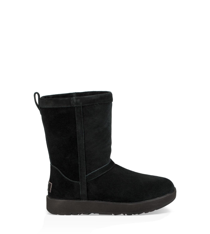women s classic short waterproof boot ugg official rh ugg com