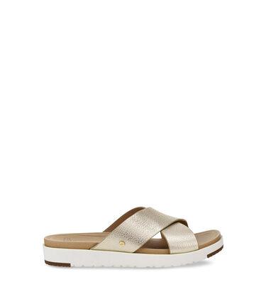 Kari Metallic Sandal