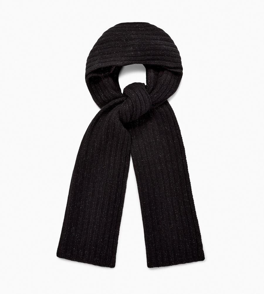 Pippa Rib Knit Scarf - Image 1 of 2