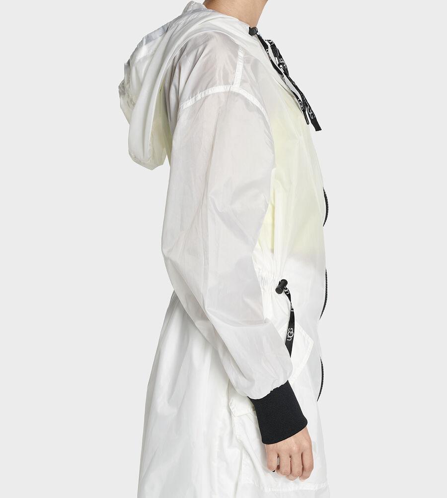 Carinna Hooded Anorak Jacket - Image 4 of 4