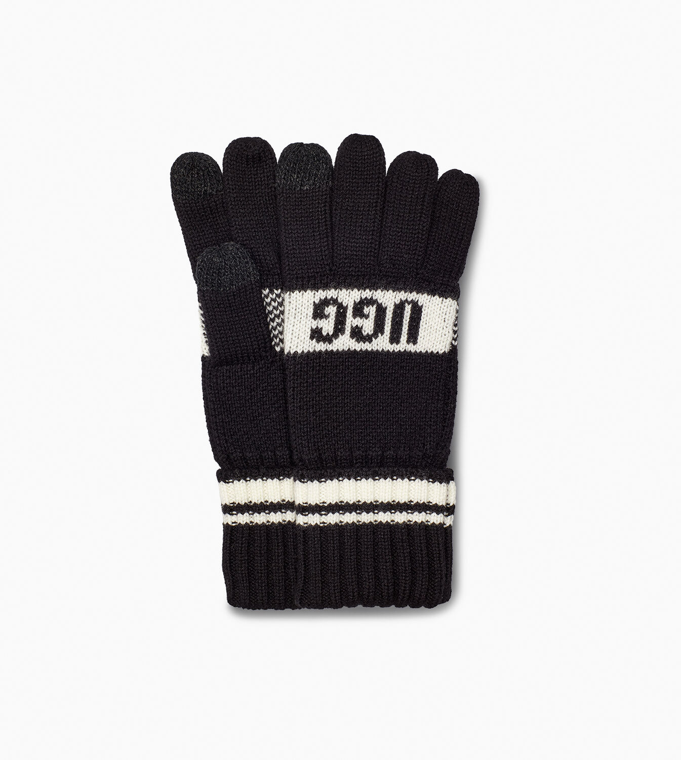 Knit Graphic Logo W/ Touch - Ugg (US)