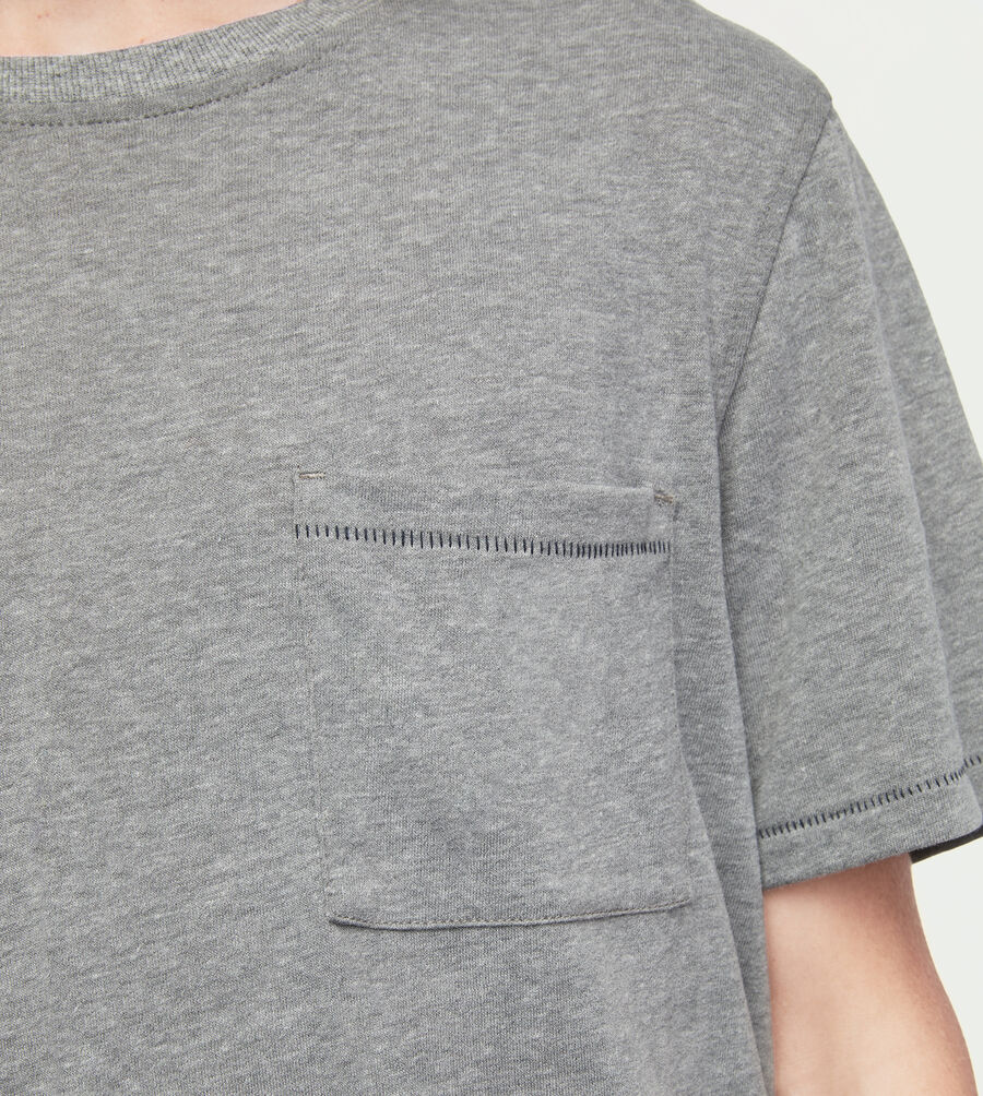 Benjamin Tri-Blend T-Shirt - Image 4 of 6