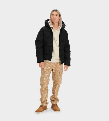 Cadin Hip-Length Parka II Alternative View