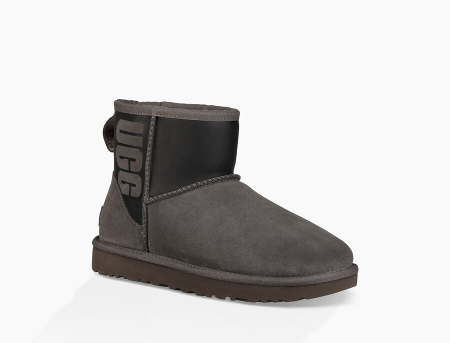 Classic Mini UGG Rubber Boot - Image 2 of 6