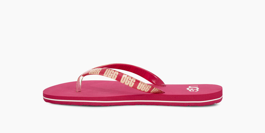 Simi Graphic Flip Flop - Image 3 of 6