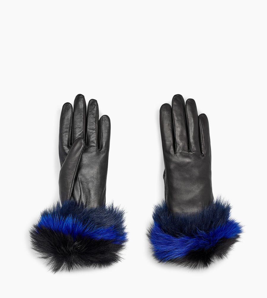 Sheepskn Cuff Glove - Image 2 of 6