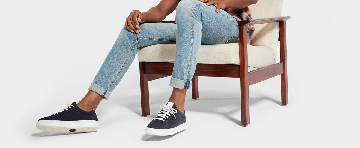 Cali Sneaker Low Nubuck - Lifestyle image 1 of 1