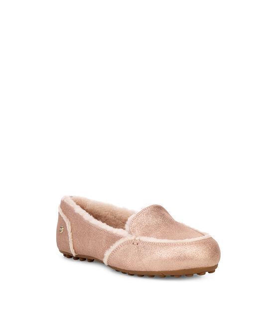 Hailey Metallic Loafer