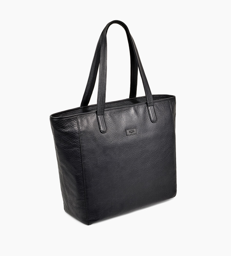 Alina Leather Tote - Image 2 of 5