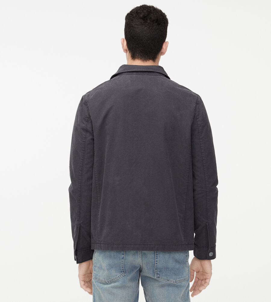 Cohen Waxed Cotton Jacket - Image 2 of 4