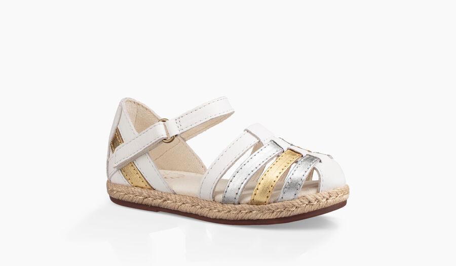 Matilde Metallic Sandal - Image 2 of 6