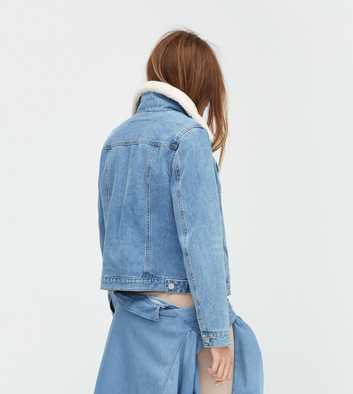 Zoom Vintage Denim Jacket - Image 3 of 6