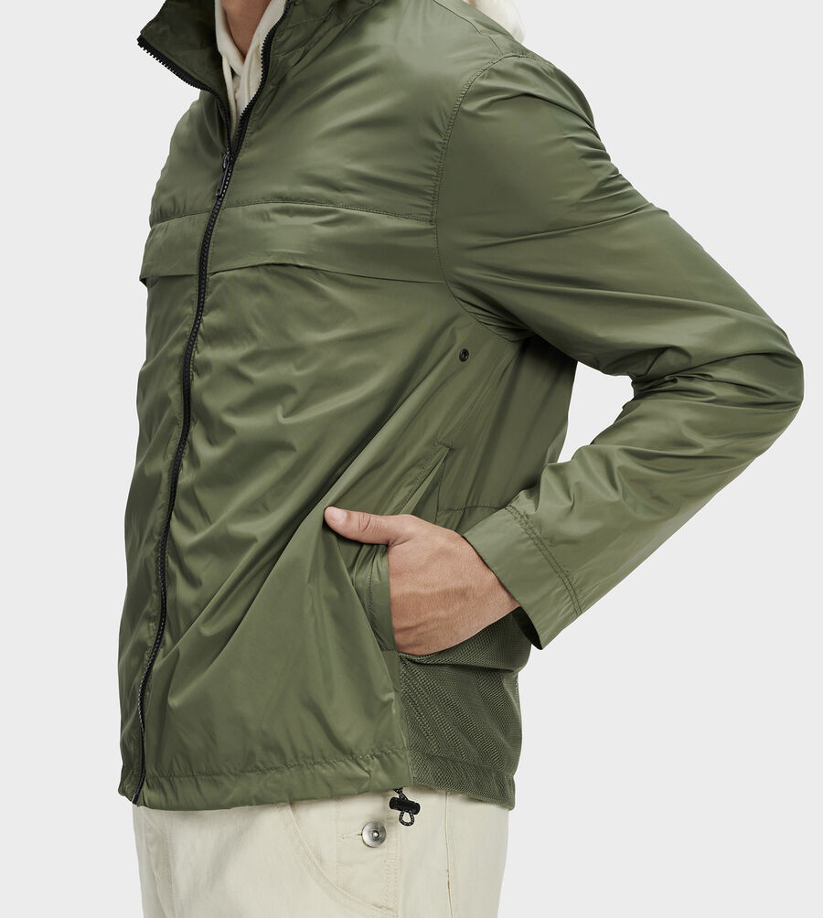 Shawn Packable Zip Up Jacket - Image 3 of 5