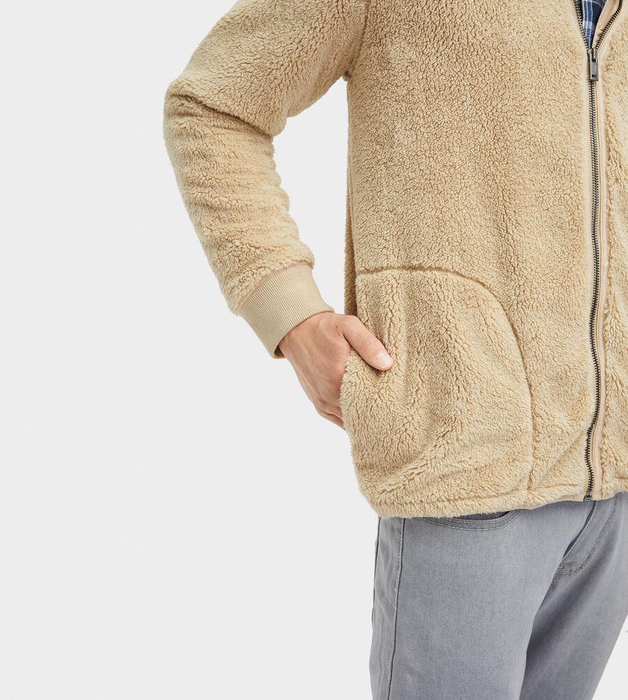 Lucas Sherpa Zip-Up - Image 4 of 6