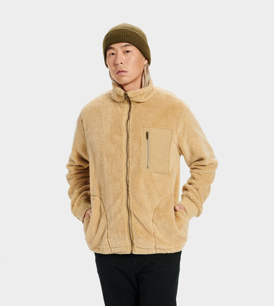 Lucas Sherpa Zip-Up - Lifestyle image 1 of 4
