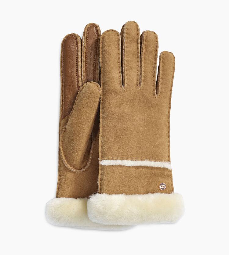Seamed Tech Glove