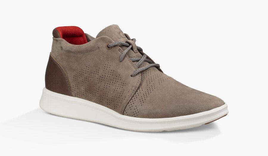 Larken Stripe Perf Sneaker - Image 2 of 6