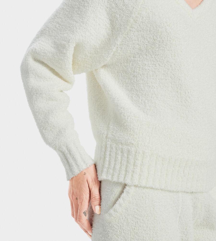 Paula V Neck Sweater - Image 3 of 5