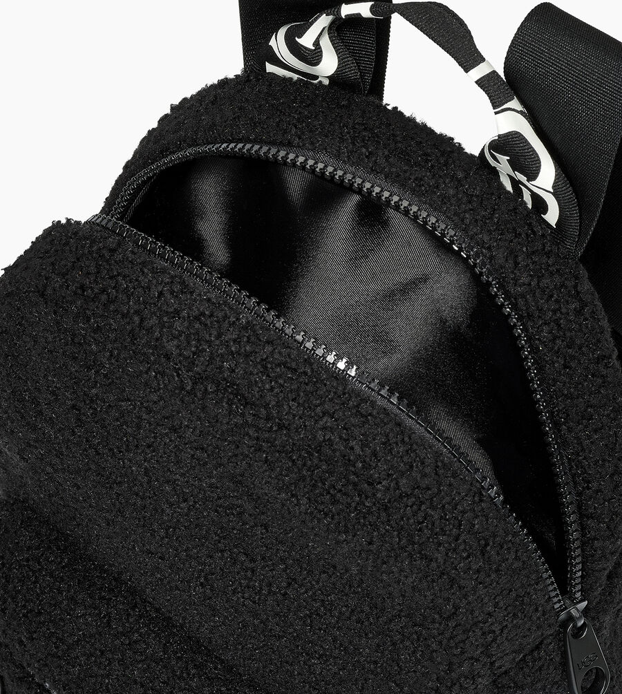 Dannie Mini Backpack Faux Fur - Image 4 of 5
